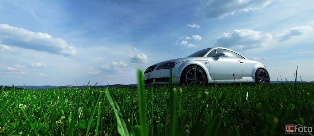 R.I.P. Audi TT 8N
