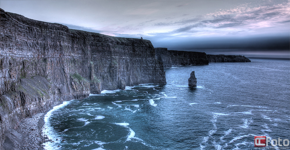 Cliffs of Moher Sunset #1