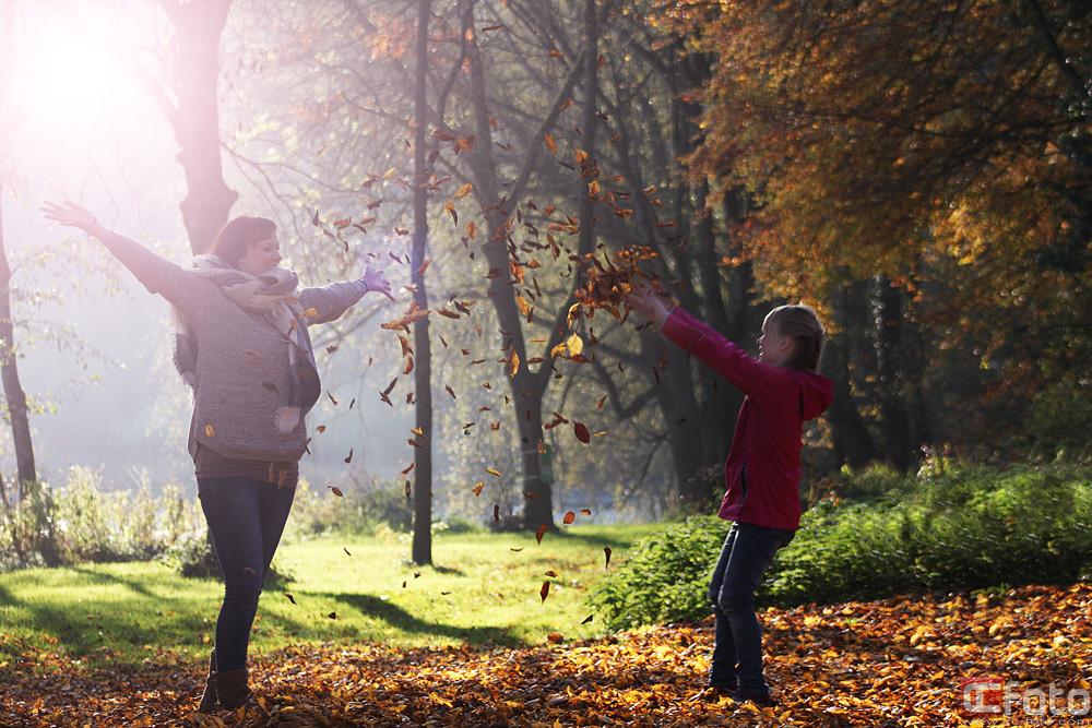 Herbstzeit – Goldener Oktober