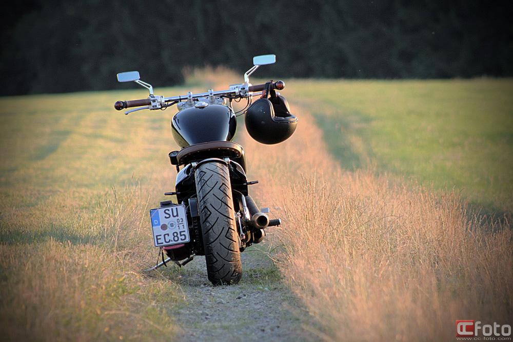 Honda Shadow Motorcycle Vt